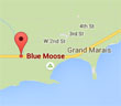 Map to the Blue Moose